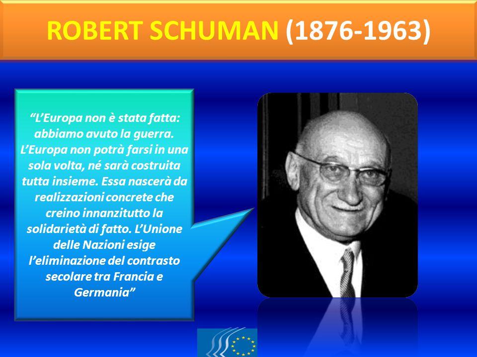 ROBERT SCHUMAN (1876-1963)