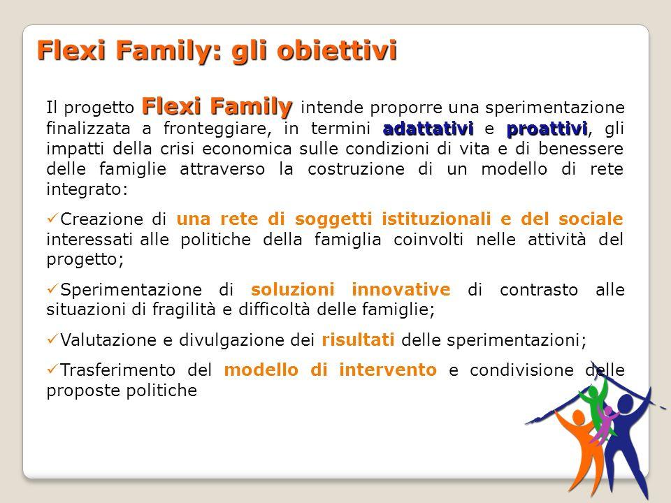 Flexi Family: gli obiettivi