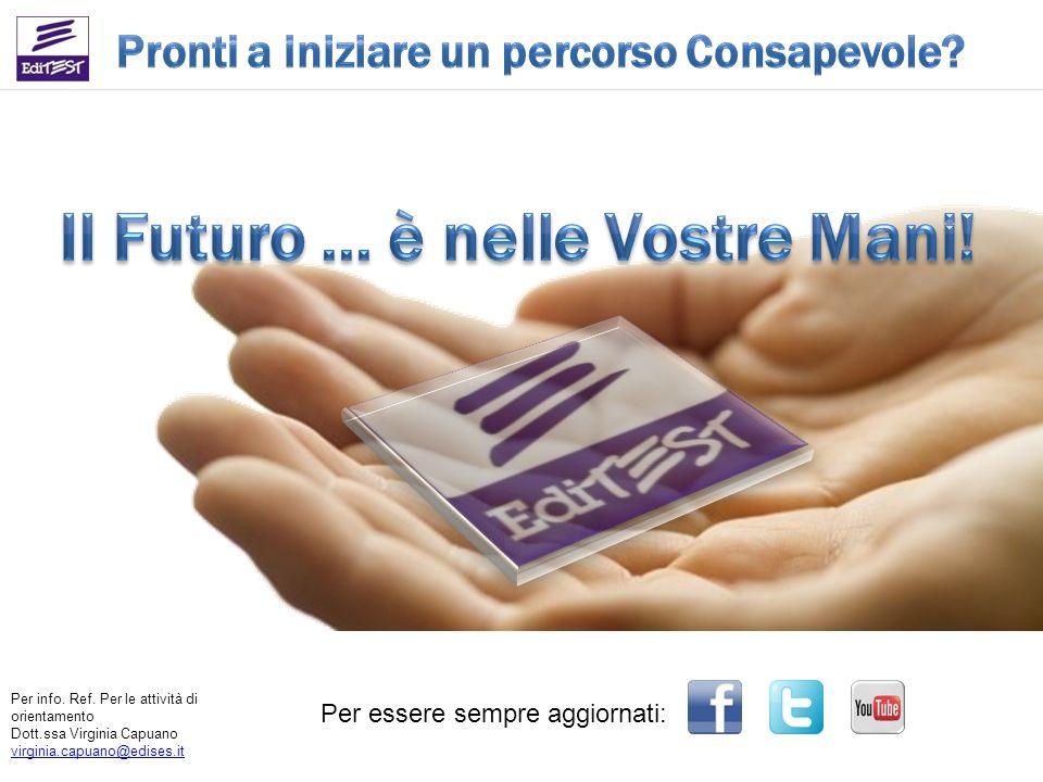 Il Futuro ... è nelle Vostre Mani!