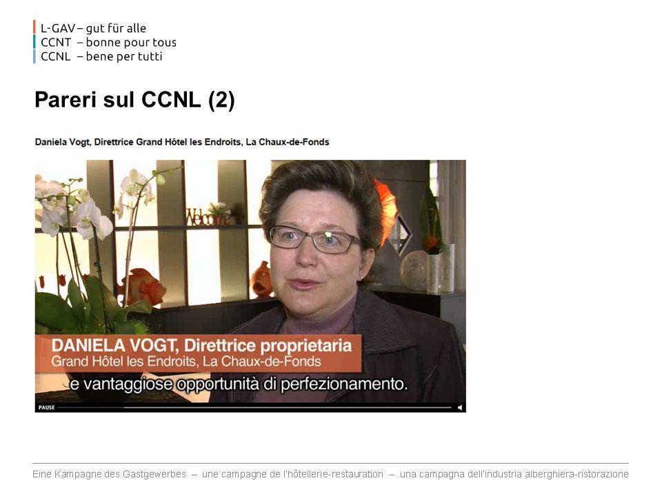 Pareri sul CCNL (2)