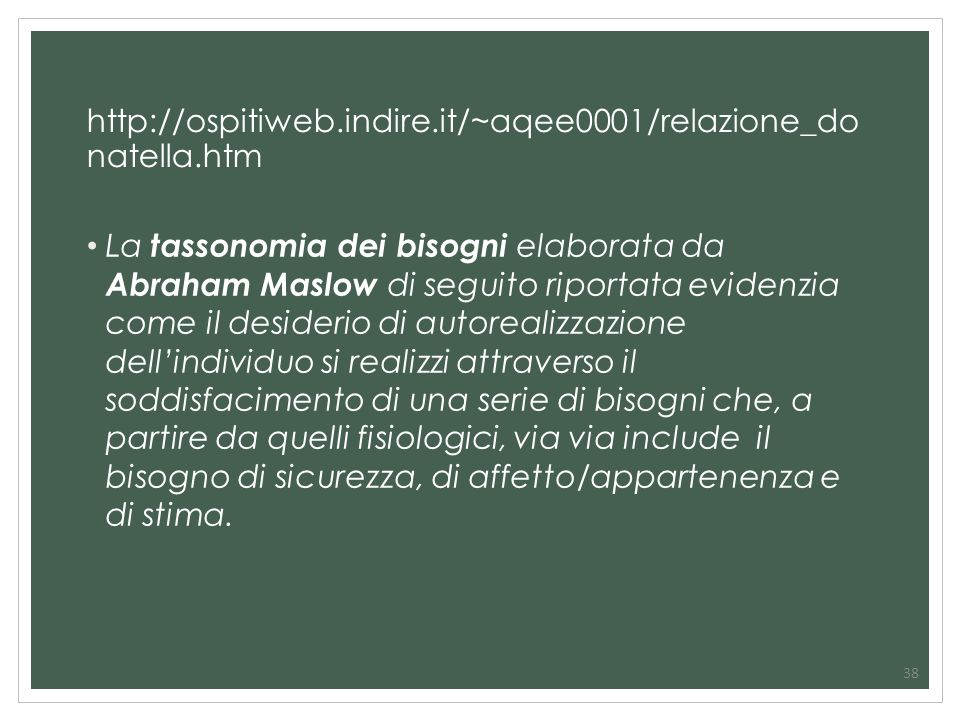 http://ospitiweb.indire.it/~aqee0001/relazione_donatella.htm