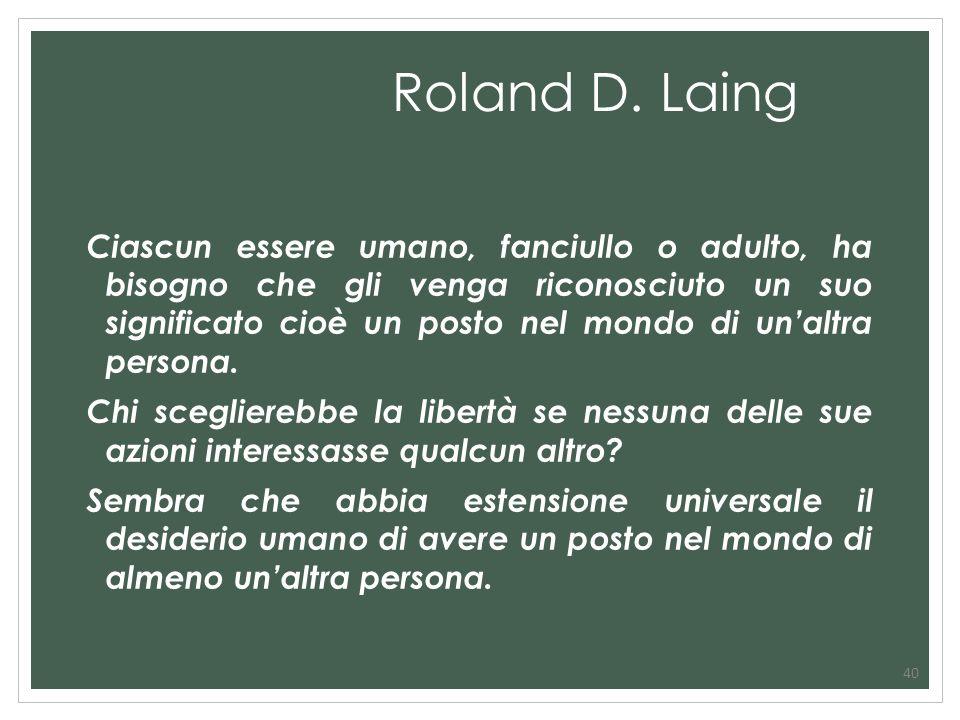 Roland D. Laing