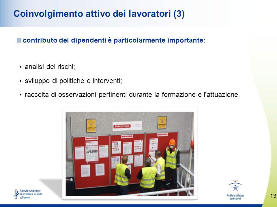 Coinvolgimento attivo dei lavoratori (3)