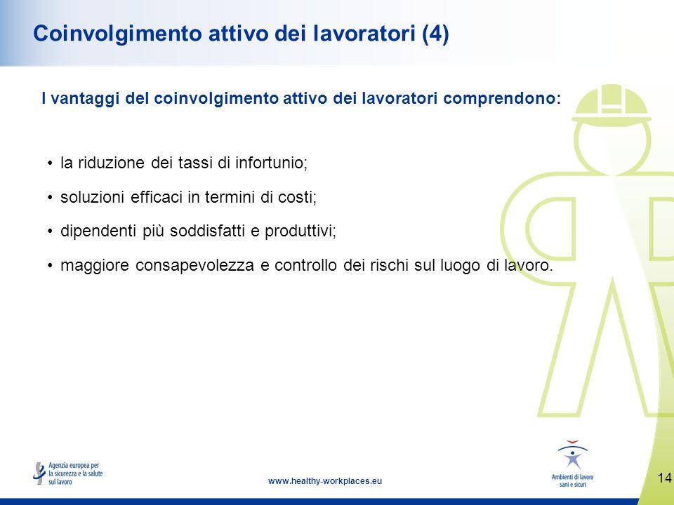 Coinvolgimento attivo dei lavoratori (4)