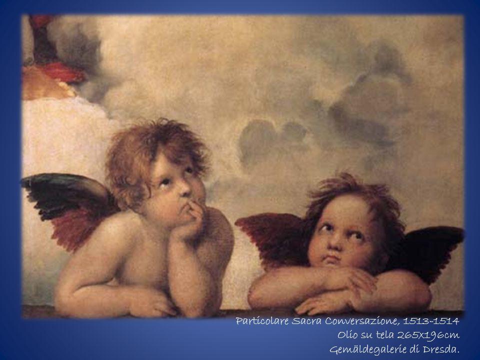 Particolare Sacra Conversazione, 1513-1514