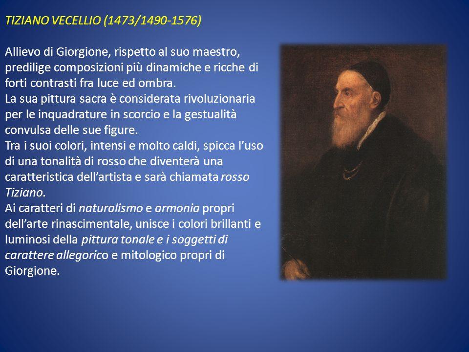 TIZIANO VECELLIO (1473/1490-1576)