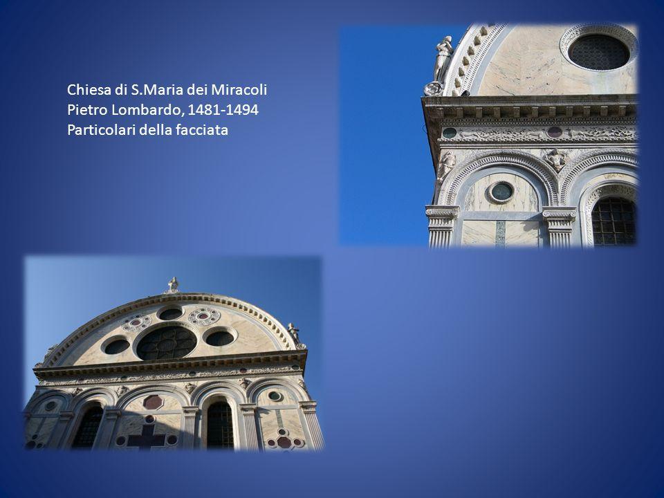 Chiesa di S.Maria dei Miracoli