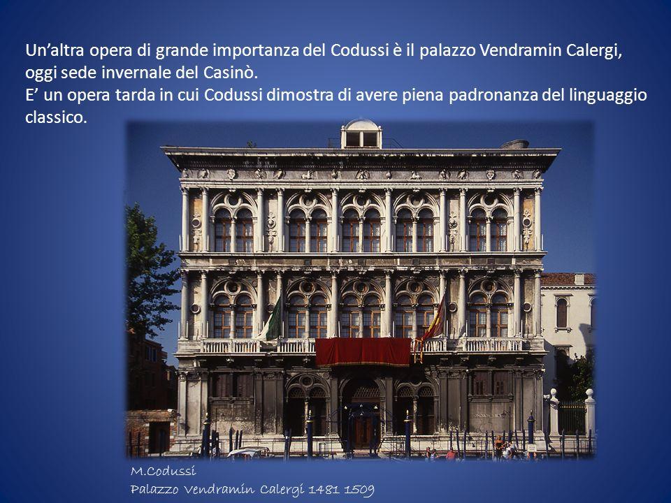 oggi sede invernale del Casinò.