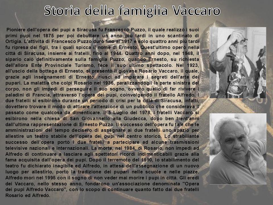 Storia della famiglia Vaccaro
