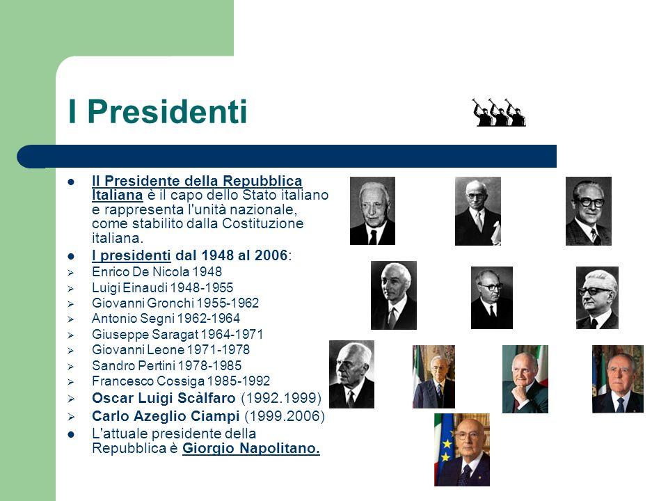 I Presidenti