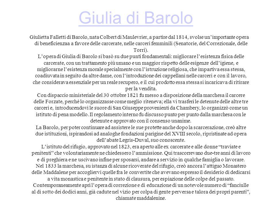 Giulia di Barolo