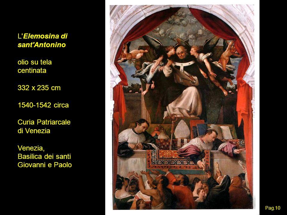 L Elemosina di sant Antonino