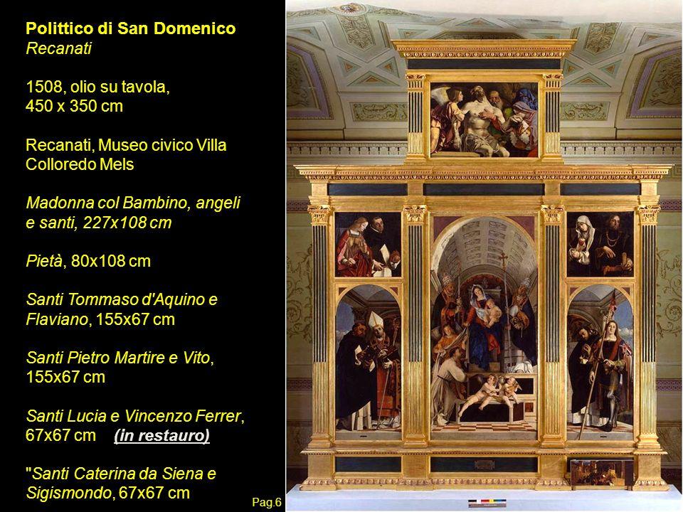 Polittico di San Domenico Recanati