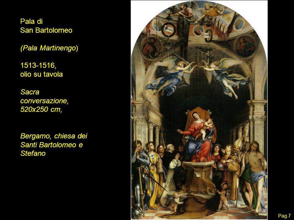 Sacra conversazione, 520x250 cm,