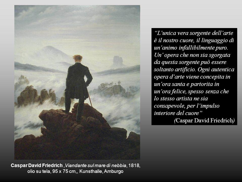 (Caspar David Friedrich)