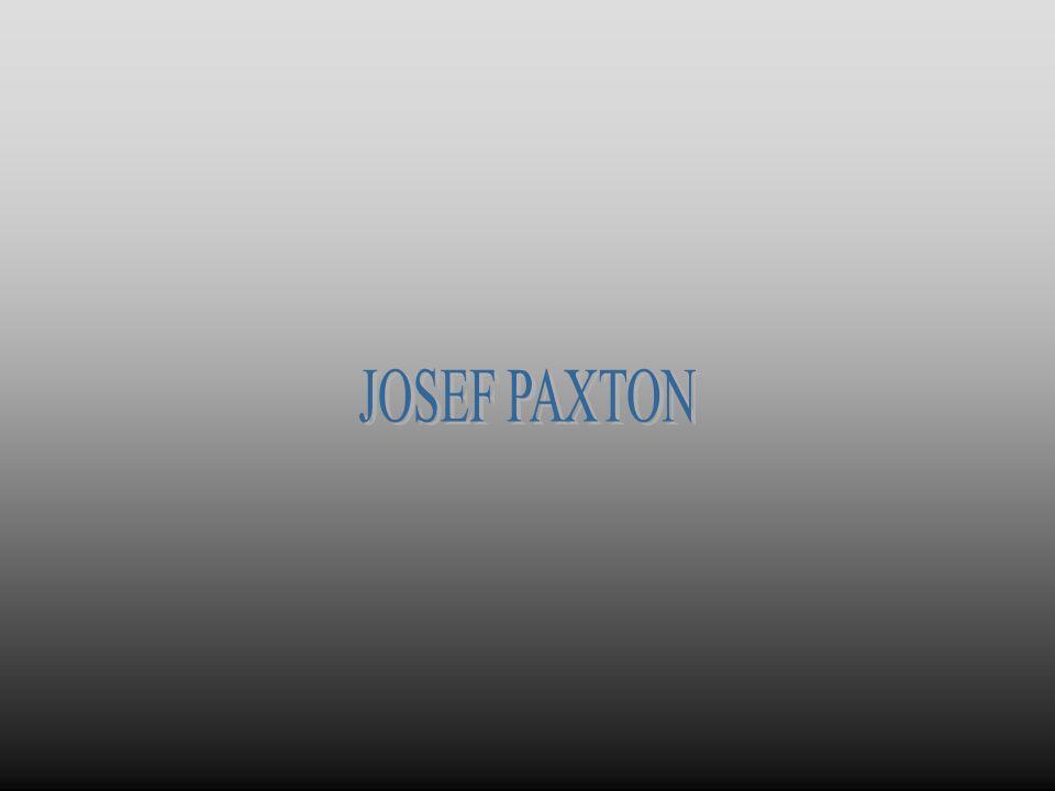 JOSEF PAXTON