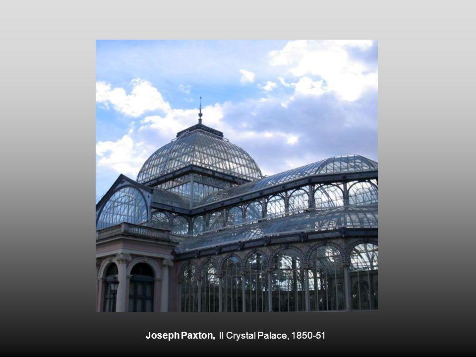 Joseph Paxton, Il Crystal Palace, 1850-51