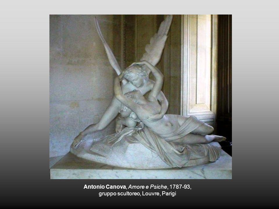 Antonio Canova, Amore e Psiche, 1787-93,