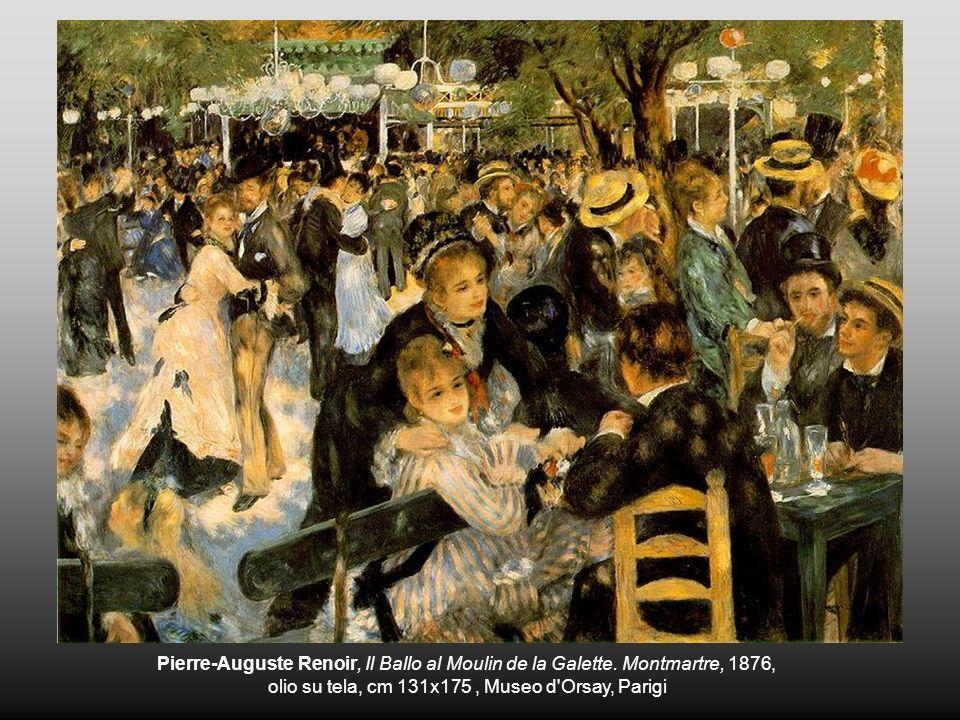 olio su tela, cm 131x175 , Museo d Orsay, Parigi