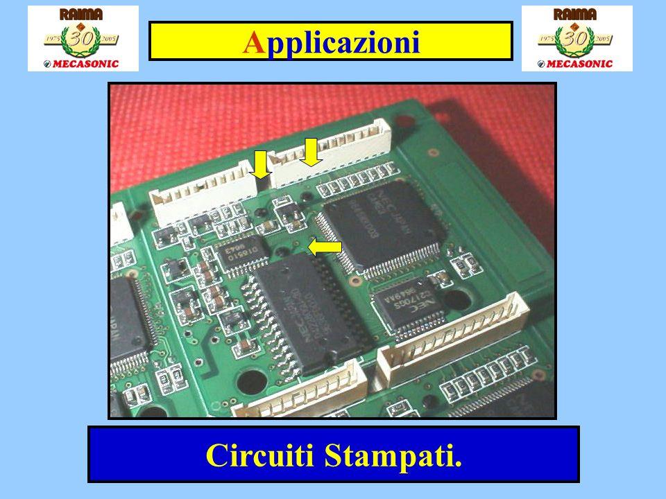 Applicazioni Circuiti Stampati.