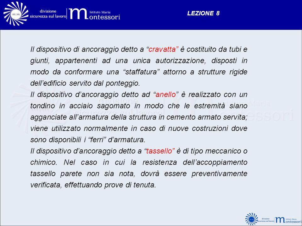 LEZIONE 8
