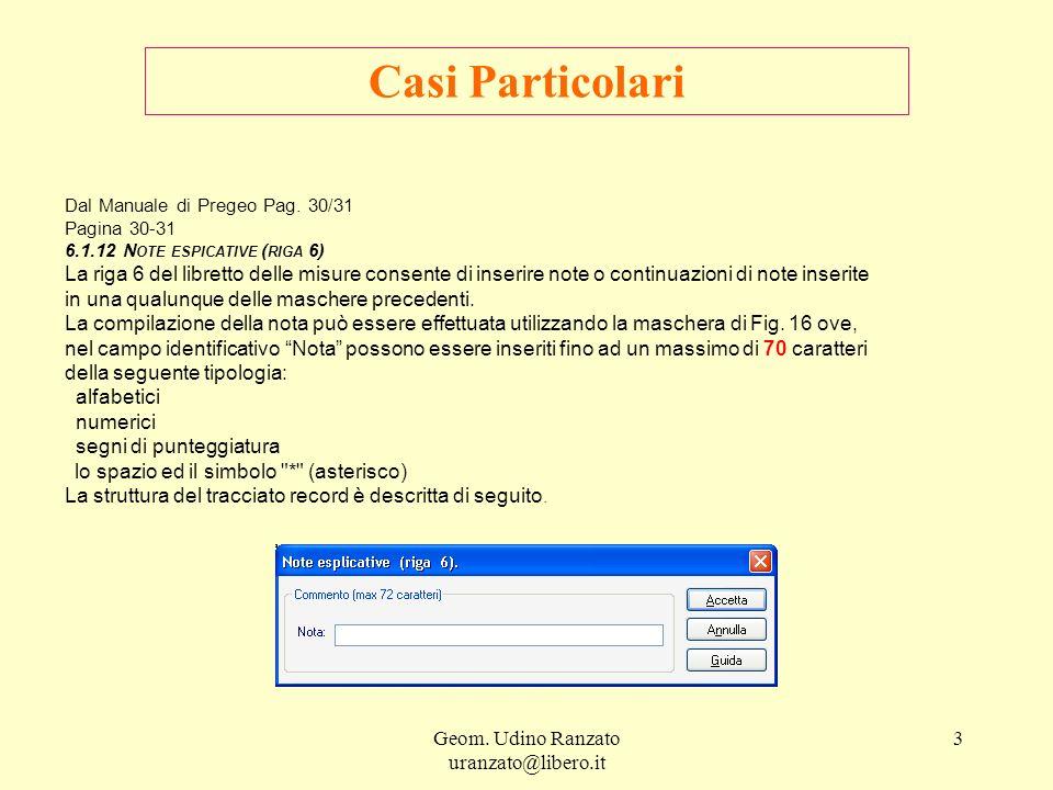 Geom. Udino Ranzato uranzato@libero.it