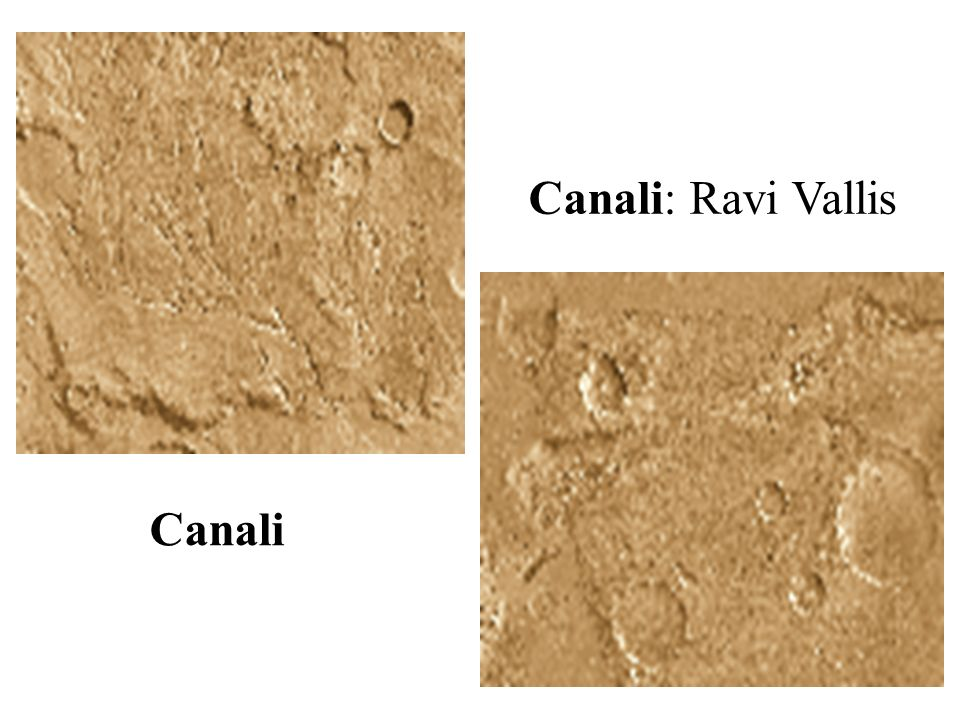 Canali: Ravi Vallis Canali