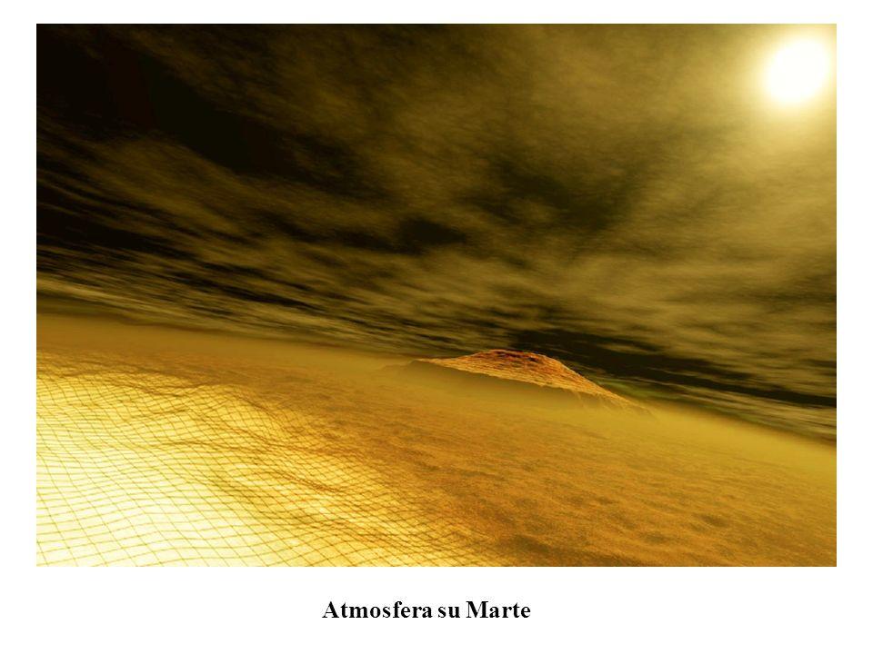 Atmosfera su Marte