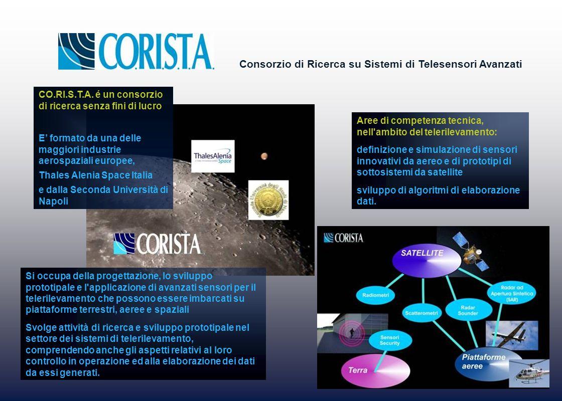 CO.RI.S.T.A. é un consorzio di ricerca senza fini di lucro