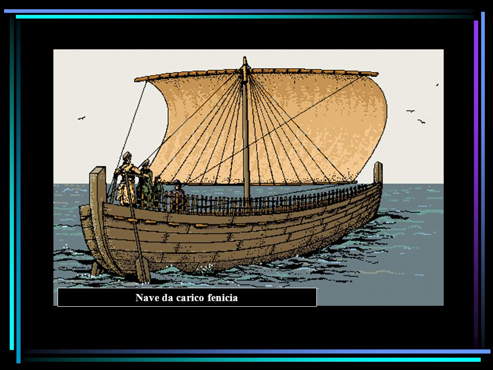 Nave da carico fenicia