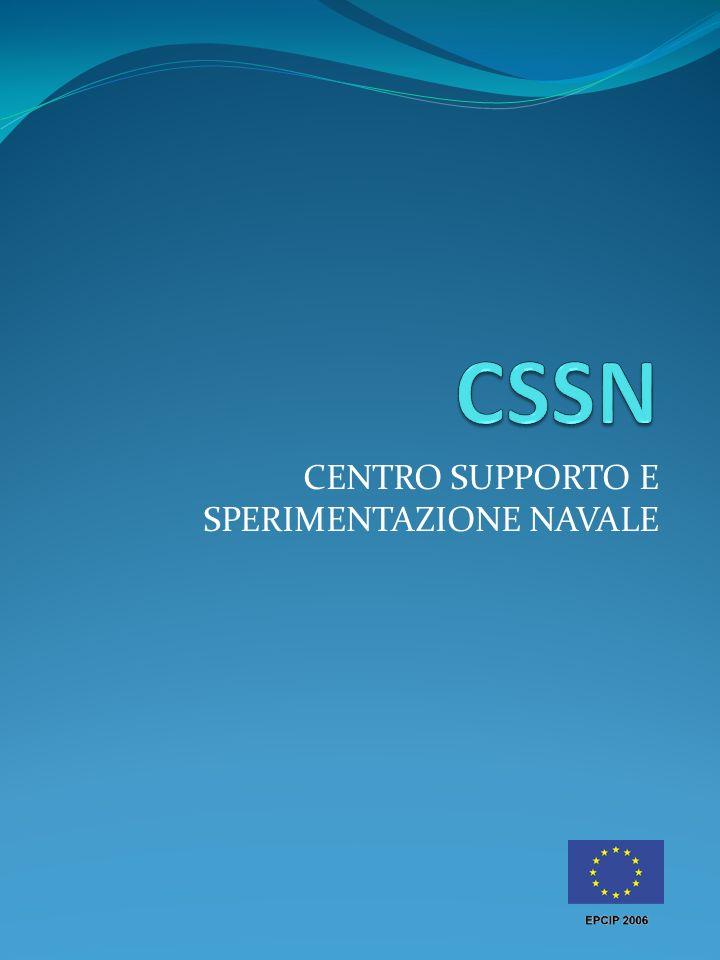 CENTRO SUPPORTO E SPERIMENTAZIONE NAVALE