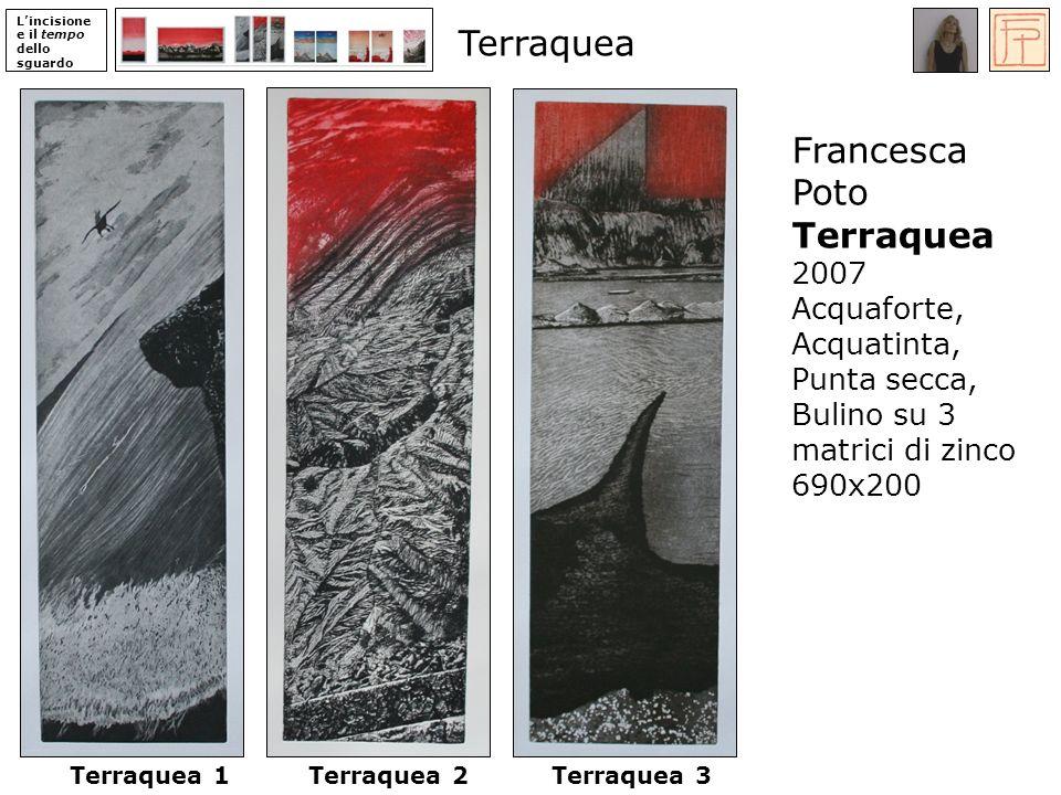 Terraquea Francesca Poto Terraquea 2007