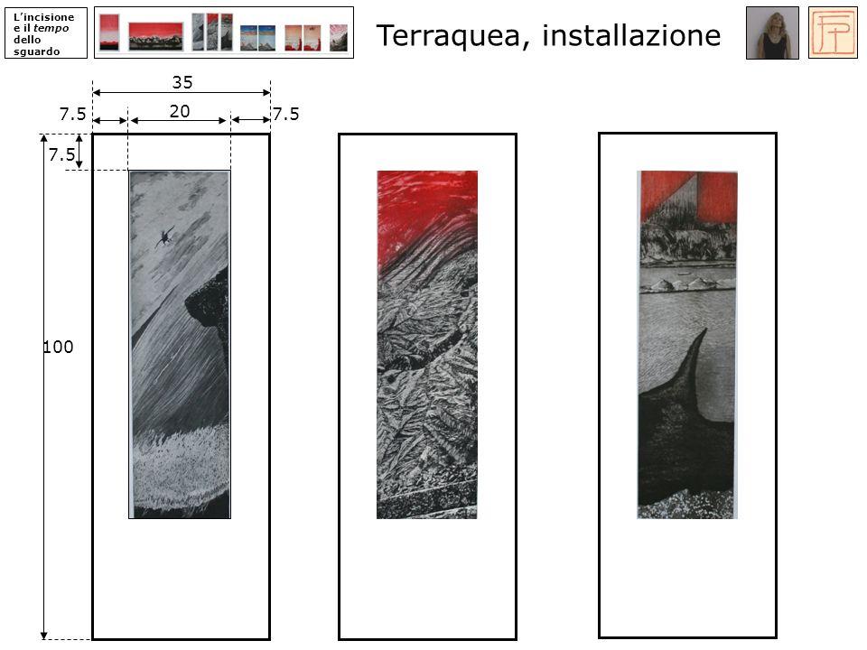 Terraquea, installazione