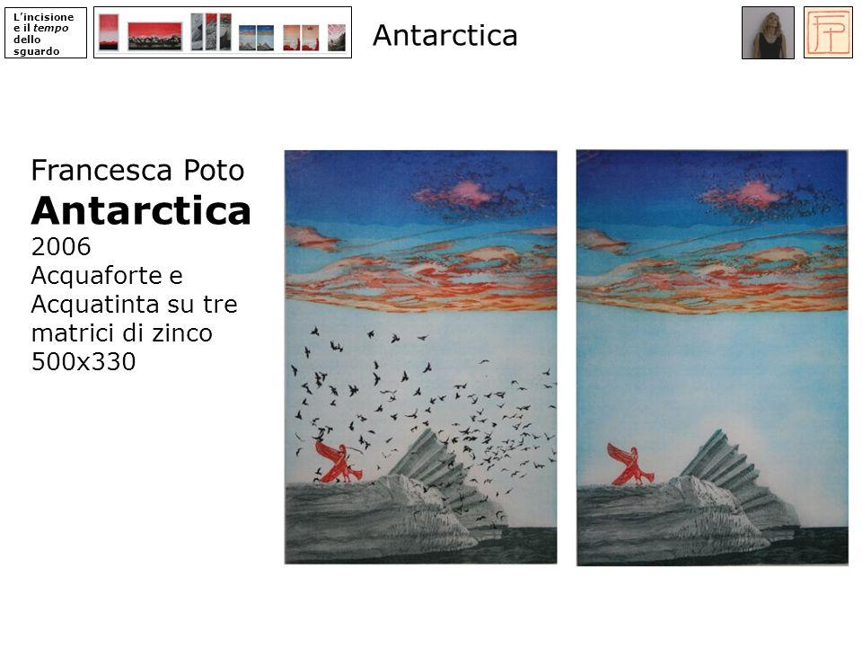 Antarctica Antarctica Francesca Poto 2006