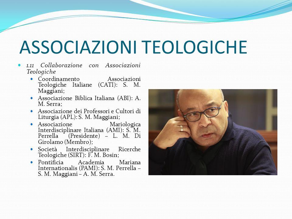 ASSOCIAZIONI TEOLOGICHE