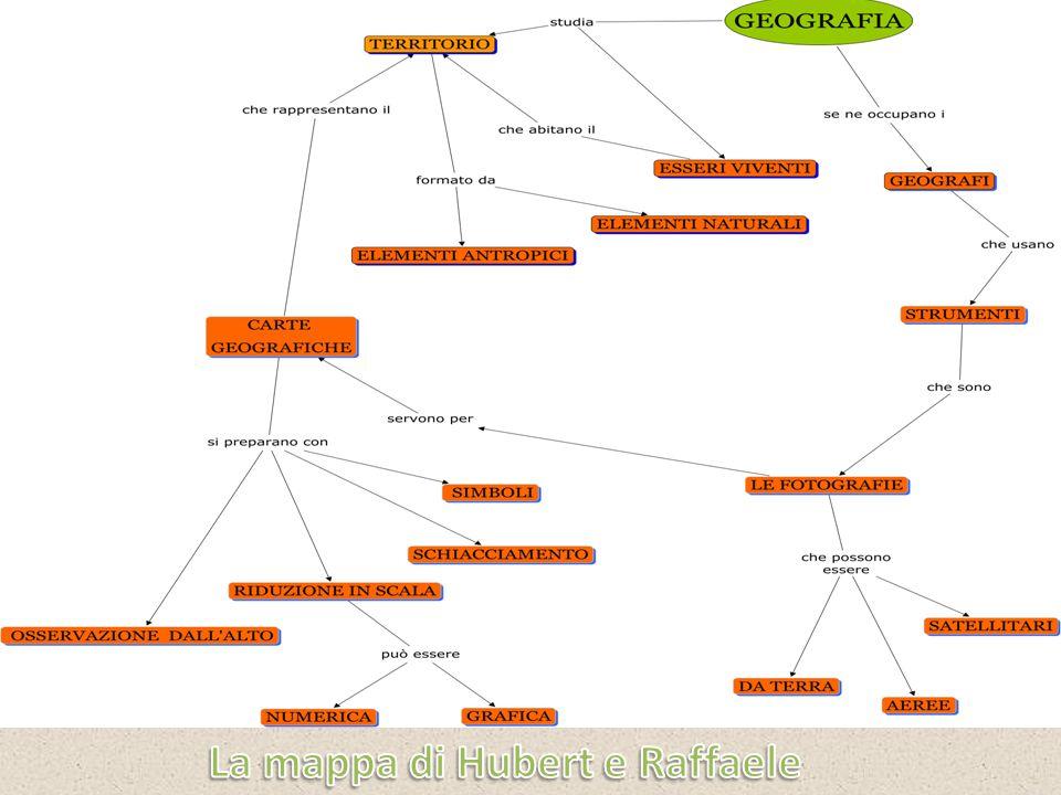 La mappa di Hubert e Raffaele