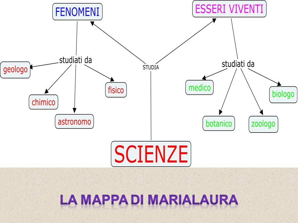 La mappa di marialaura