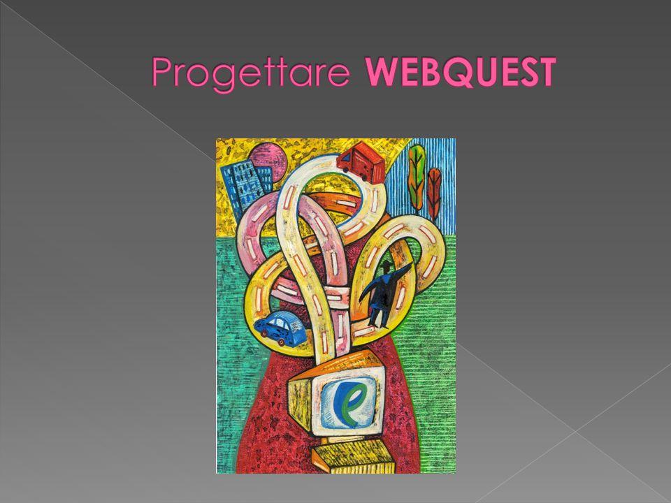 Progettare WEBQUEST