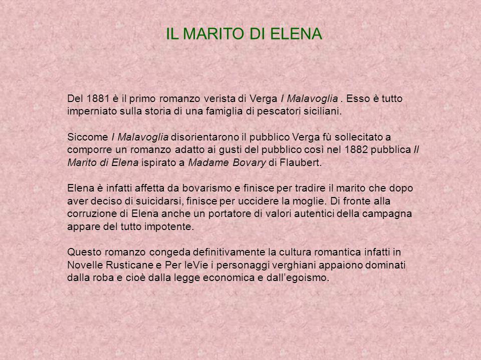 IL MARITO DI ELENA