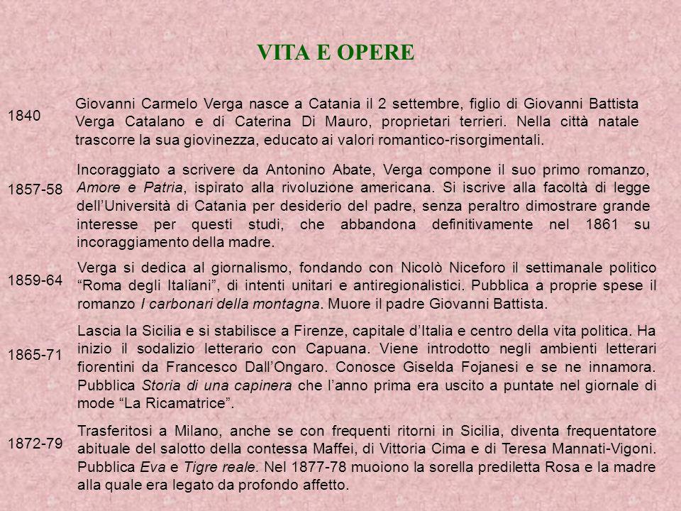 VITA E OPERE 1840.