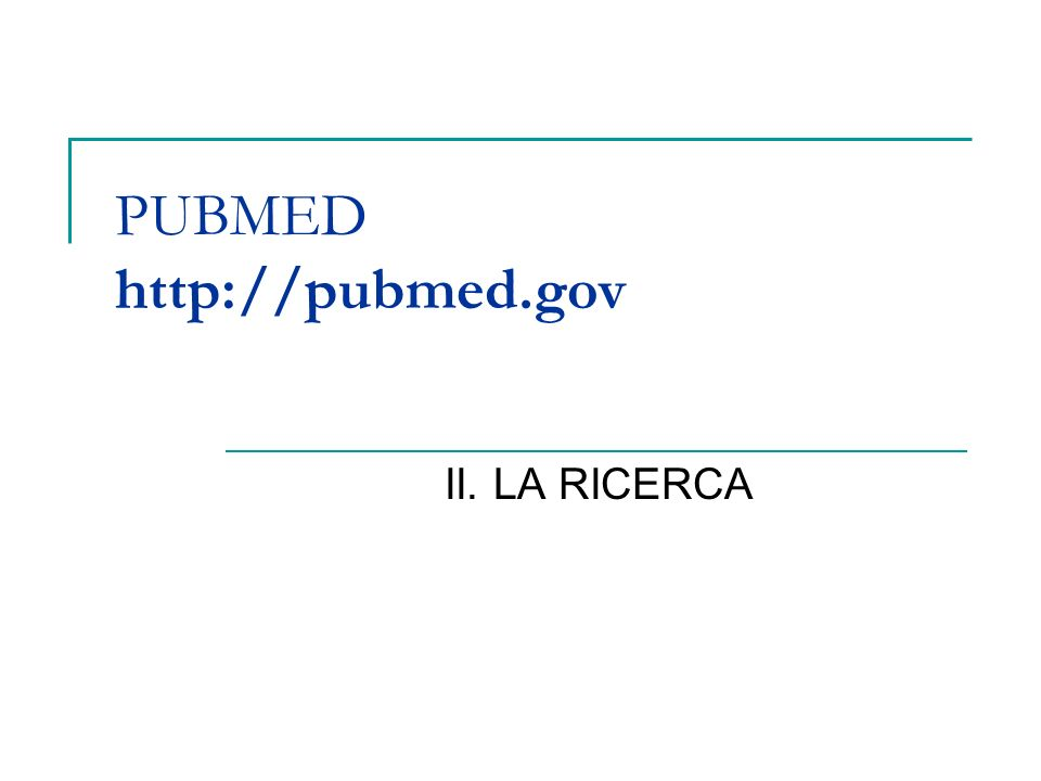 PUBMED http://pubmed.gov