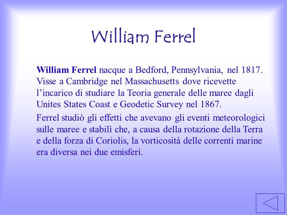 William Ferrel