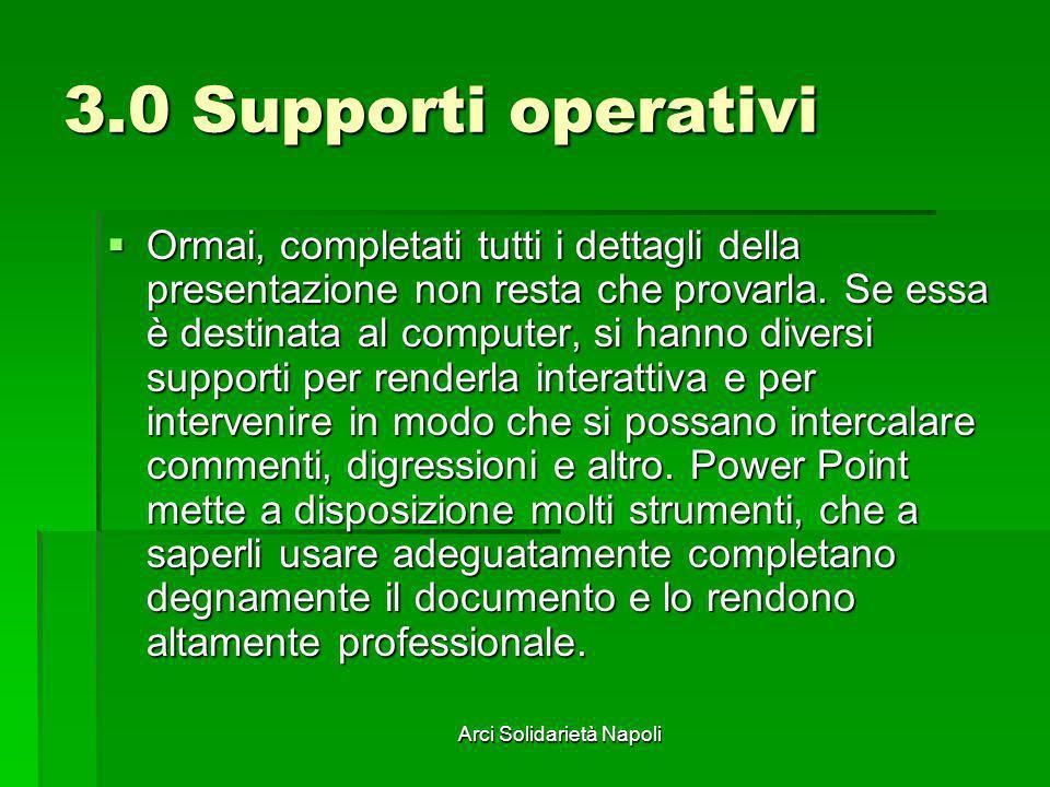 Arci Solidarietà Napoli
