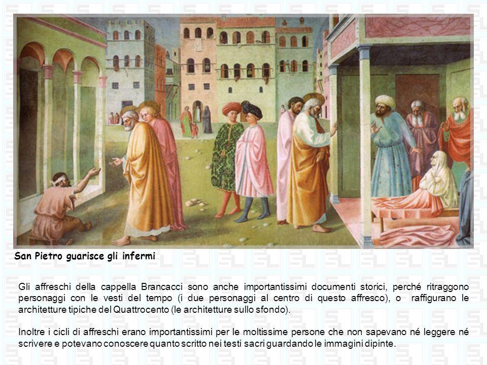 San Pietro guarisce gli infermi