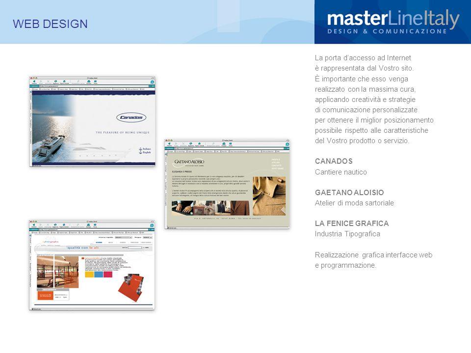 WEB DESIGN La porta d'accesso ad Internet