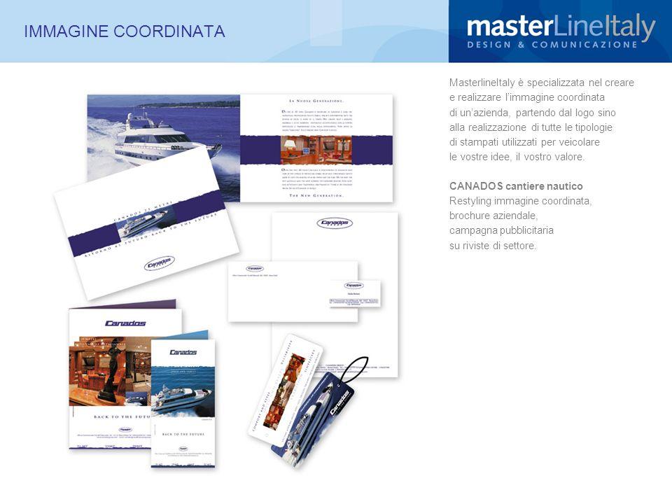 IMMAGINE COORDINATA MasterlineItaly è specializzata nel creare