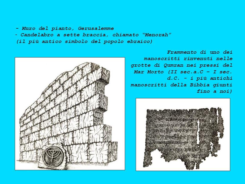 - Muro del pianto, Gerusalemme