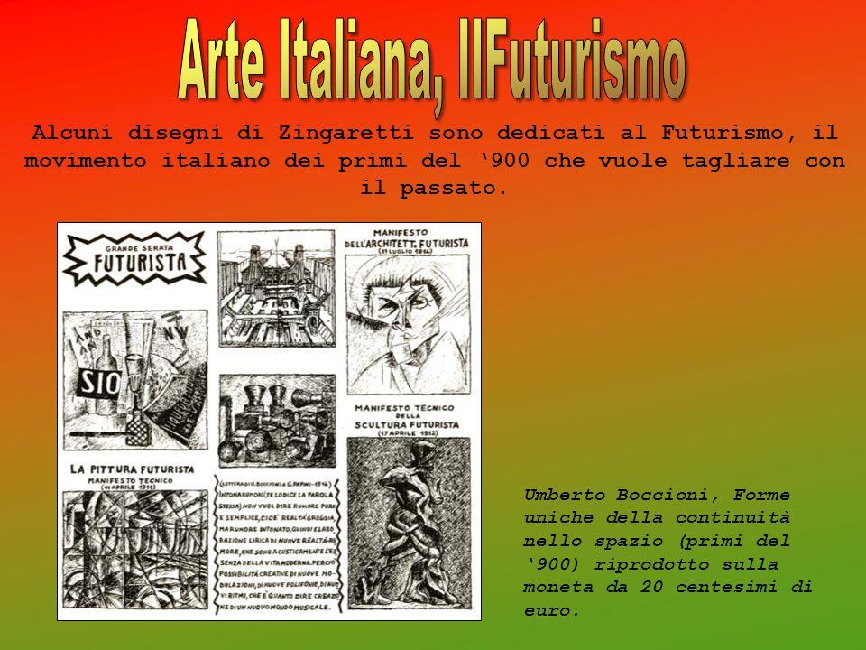Arte Italiana, IlFuturismo
