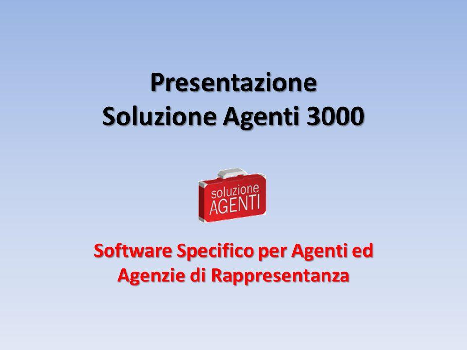 Presentazione Soluzione Agenti 3000