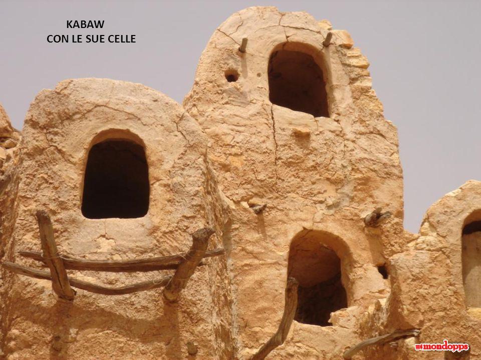 KABAW CON LE SUE CELLE